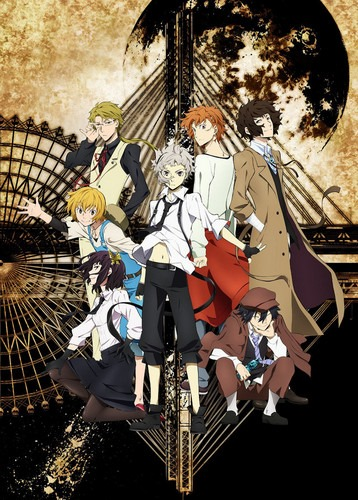 Watch Bungo Stray Dogs full episodes online English sub