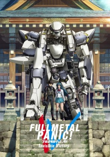 Full Metal Panic! Invisible Victory (Dub)