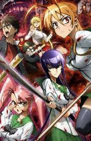 Watch High School of the Dead full episodes online English Dub.
