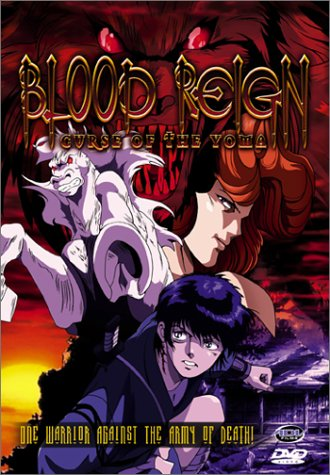Watch Blood Reign: Curse of the Yoma full episodes online English Sub.