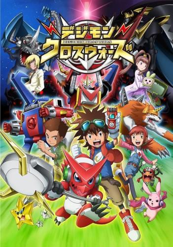 Watch Digimon Fusion full episodes online English Sub
