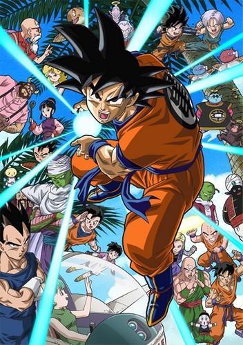 Dragon Ball: Yo! Son Goku and His Friends Return!