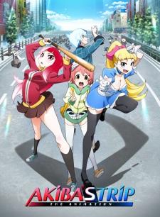 Akiba\'s Trip The Animation (Dub)