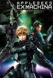 Appleseed Saga Ex Machina (Dub)