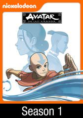 Avatar: The Last Airbender: Book 1 - Water (Dub)