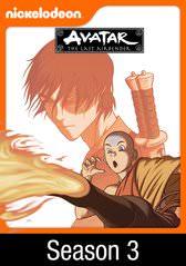 Avatar: The Last Airbender: Book 3 - Fire (Dub)