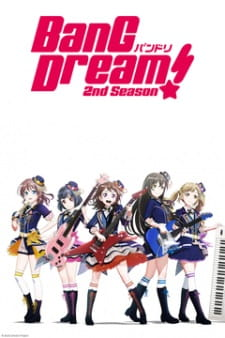 BanG Dream! 2nd Season (Dub)