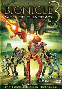 Bionicle 3: Web of Shadows (Dub)