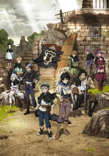 Black Clover (TV) Episode 154