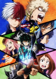 Watch My Hero Academia 2 full episodes online English sub.