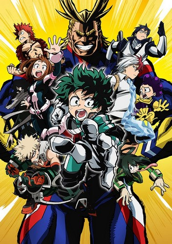 Boku no Hero AcademiaBT1080PBluRay
