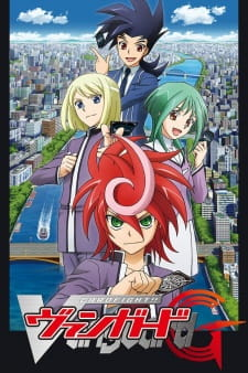 Cardfight!! Vanguard G (Dub)