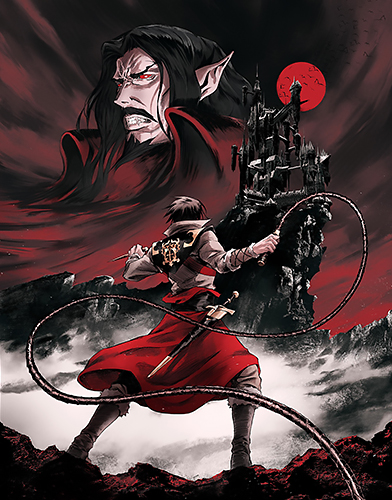 Castlevania 3nd Season (Dub)