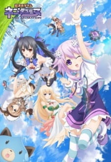 Choujigen Game Neptune The Animation: Yakusoku no Eien - True End (Dub)