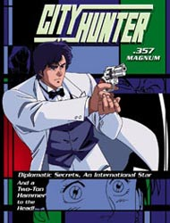 City Hunter: .357 Magnum (Dub)