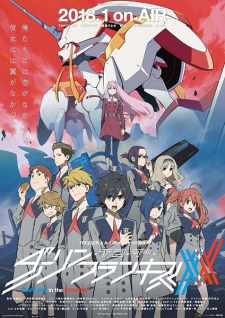 Darling in the FranXX (Dub)