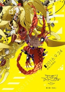 Digimon Adventure tri. 3: Kokuhaku (Dub)