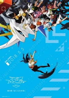 Digimon Adventure tri. 6: Bokura no Mirai (Dub)