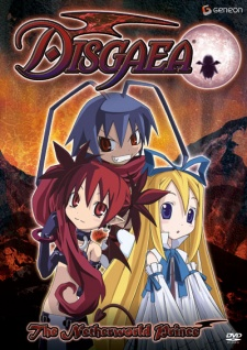 Watch Disgaea full episodes online English dub.