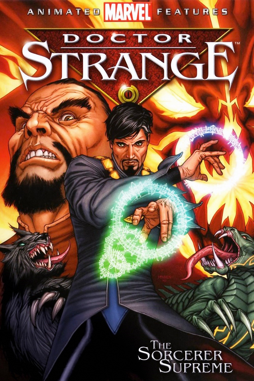 Doctor Strange (Dub)