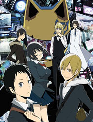 Watch Durarara!! full episodes online English Sub