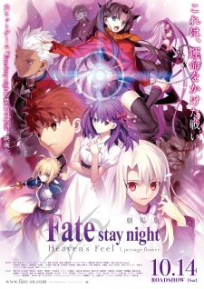 Fate/stay night Movie: Heaven's Feel - I. Presage Flower (Dub)
