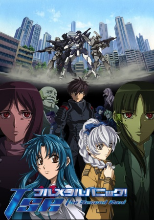Full Metal Panic! The Second Raid (Dub)