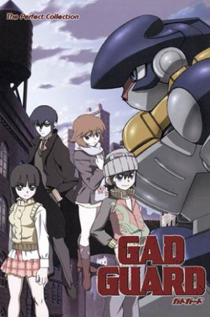 Gad Guard (Dub)