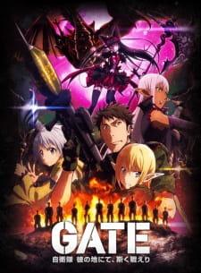 Gate: Jieitai Kanochi nite, Kaku Tatakaeri 2nd Season (Dub)