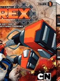 Generator Rex Season 01 (Dub)