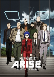 Ghost in the Shell: Arise – Border:1 Ghost Pain (Dub)