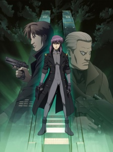 Ghost in the Shell: Stand Alone Complex – Solid State Society (Dub)