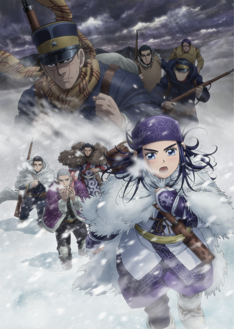 Golden Kamuy 3rd Season Episode 8