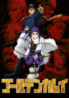 Golden Kamuy 2nd Season (Dub)