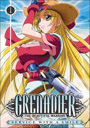 Grenadier: The Beautiful Warrior (Dub)