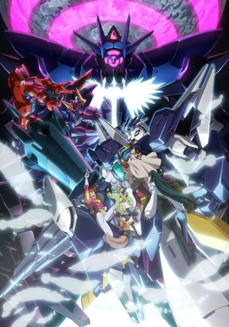 Gundam Build Divers Re:Rise 2nd Season Episode 10