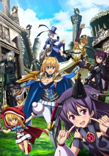 Hangyakusei Million Arthur 2nd Season (Dub)