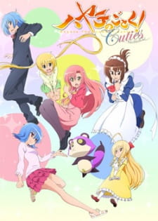 Hayate no Gotoku! Cuties (Dub)