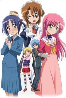 Hayate no Gotoku!! Season 2 (Dub)