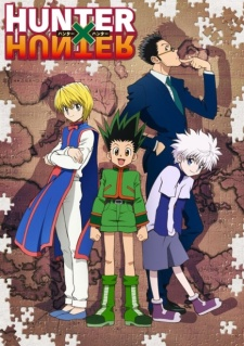 Hunter x Hunter 2011 (Dub)