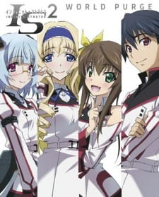 IS: Infinite Stratos 2 - World Purge-hen (Dub)