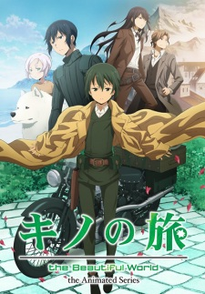 Kino no Tabi: The Beautiful World – The Animated Series (Dub)