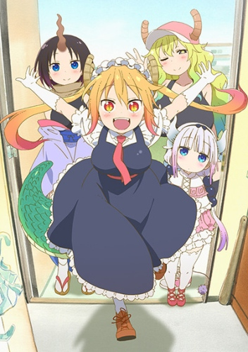 Kobayashi-san Chi no Maid Dragon Specials
