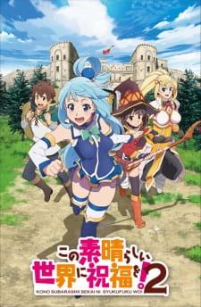 Kono Subarashii Sekai ni Shukufuku wo! 2 (Dub)