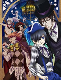 Watch Black Butler: Book of Circus full episodes online English dub.