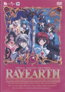 Magic Knight Rayearth OVA (Dub)