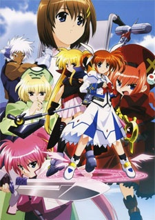 Magical Girl Lyrical Nanoha A's (Dub)