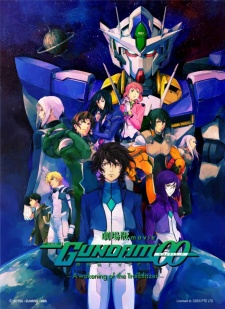 Mobile Suit Gundam 00 The Movie: A Wakening of the Trailblazer (Dub)