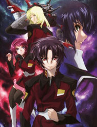 Mobile Suit Gundam Seed Destiny (Dub)