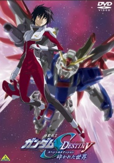 Mobile Suit Gundam Seed Destiny Special Edition (Dub)